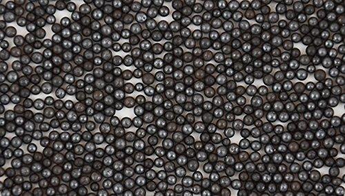 Steel Shot Abrasive Blasting Media, 460 Grit (50 LB)