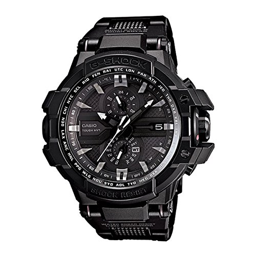Casio GWA1000FC 1A G Aviation G Shock Watch