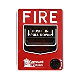 FCI GAMEWELL HONEYWELL MS-7AF FIRE ALARM DUAL ACTION MANUAL PULL STATION
