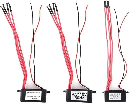 LetCart 4 líneas negativas, módulo aniónico casero generador de ...