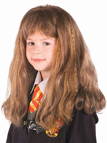 Rubie's Harry Potter Costume Accessory, Hermione Granger Wig -