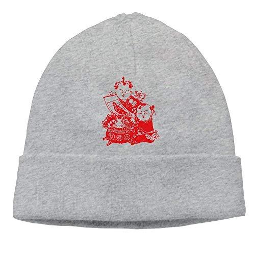 d5ba901f086 DFNRF Fashionable Portable hat Unisex Beanies Cap Scout Skull Hats Soft  Hedging Cap