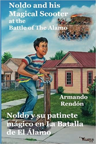 Noldo and his Magical Scooter at the Battle of The Alamo ...