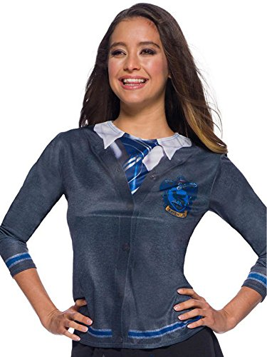 Rubie's Adult Harry Potter Costume Top, Ravenclaw, Medium
