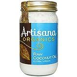 Artisana Coconut Oil 16oz (Certified Organic)