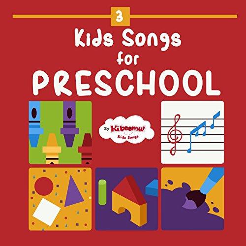 Kids Songs Sing Along - 48 Preschool Songs by The Kiboomers