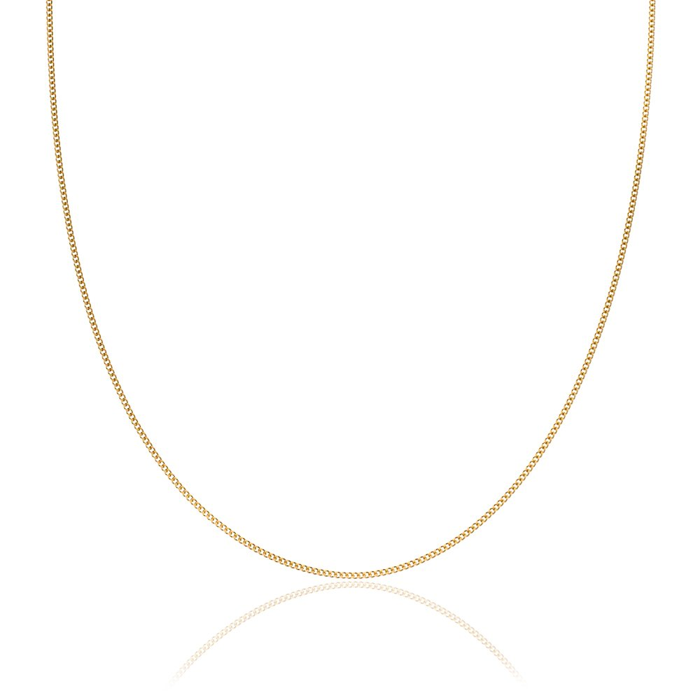50 45 25 15 90 30 2mm thick 18K gold plated on solid sterling silver 925 Italian diamond cut FLAT CURB link chain necklace bracelet anklet 35 95 65 80 85 100cm Cozmos Jewelry 6inch//15cm/_2mm/_18K/_Gold/_Silver/_Curb 55 20 40 75 60 70
