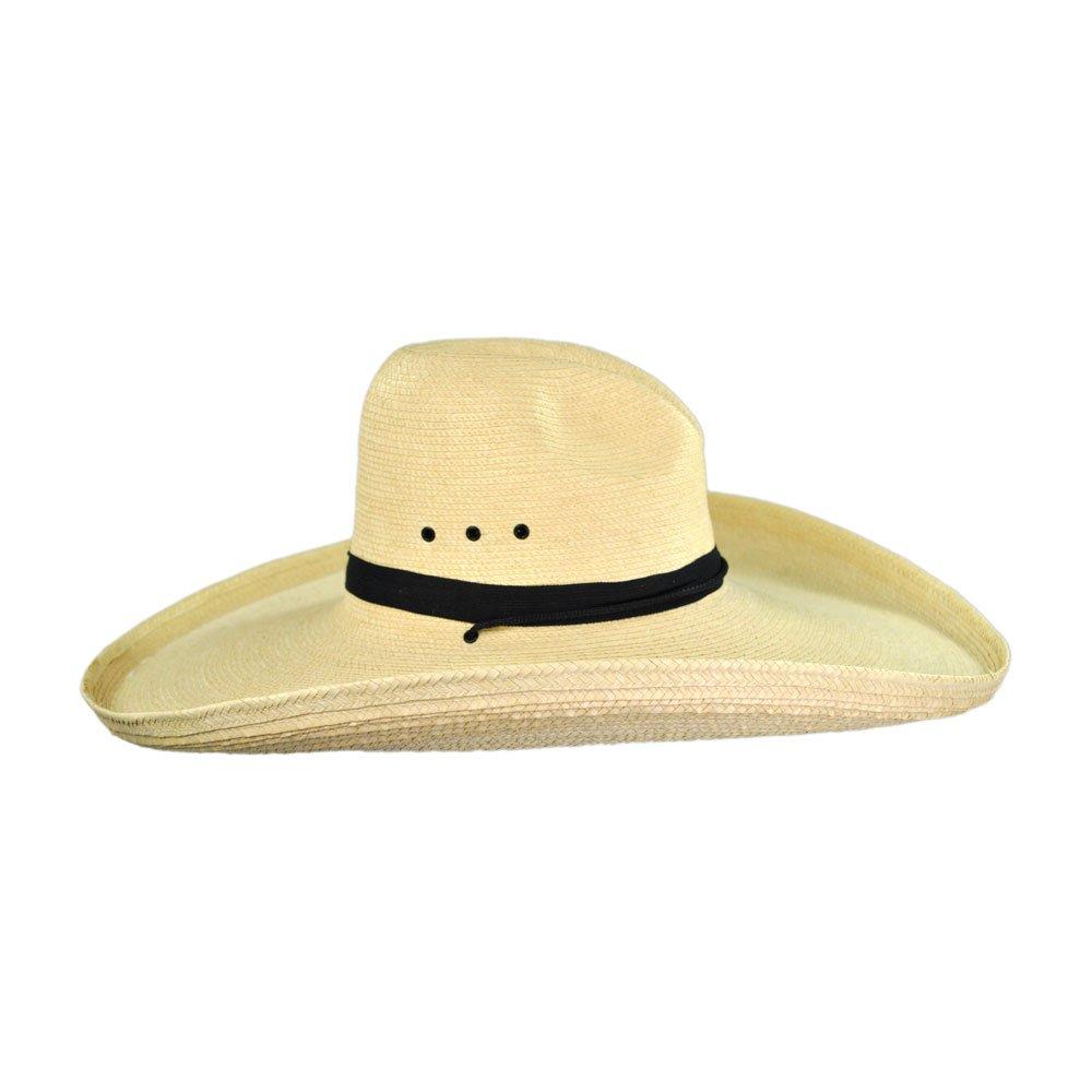 Sunbody Hats Gus Widebrim Guatemalan Palm Leaf Straw Hat