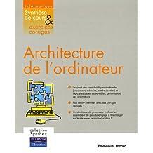 Architecture de l'ordinateur synthex
