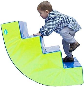 kidunivers – Escalera equilibrio de espuma para niños de 18 meses a 3 años): Amazon.es: Bebé