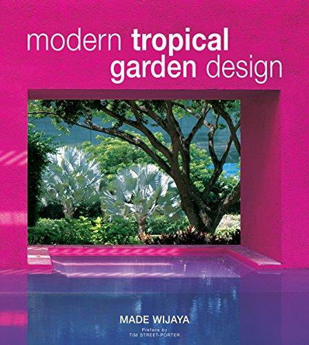 Tropical Garden Design (Modern Tropical Garden Design)