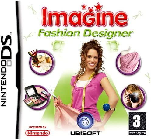 Imagine Fashion Designer Nintendo Ds Amazon Co Uk Pc Video Games