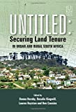 download ebook untitled: securing land tenure in urban and rural south africa pdf epub