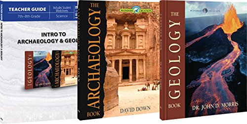 Intro to Archaeology & Geology Package