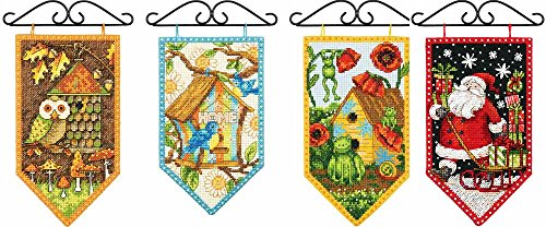 Dimensions Counted Cross Stitch Kits 5