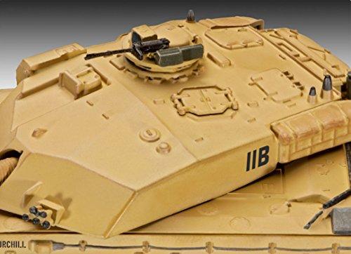 Revell Maqueta de Tanque, Challenger I, Kit Modelo, Escala 1:76 (03308): Amazon.es: Juguetes y juegos
