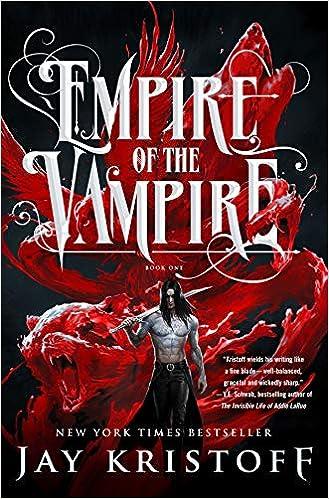 Imperio del vampiro pdf – Jay Kristoff