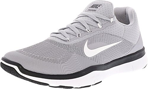 Free Grey NIKE Training Men's White Trainer Wolf Shoe black v7 ZxOwUq1