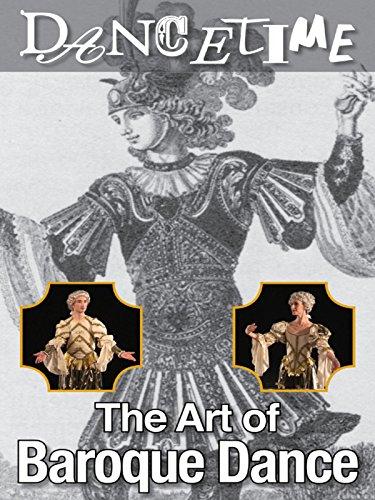 Dancetime: The Art of Baroque Dance (Vans Av Era)