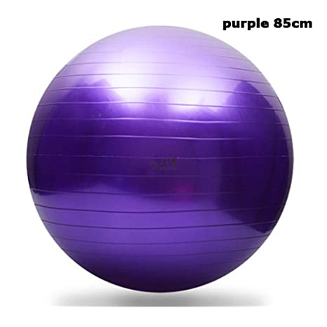 CRSM Sport Yoga Ball Bola Pilates Fitness Ball Ejercicio ...