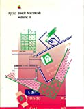 img - for Inside Macintosh, Vol. II book / textbook / text book
