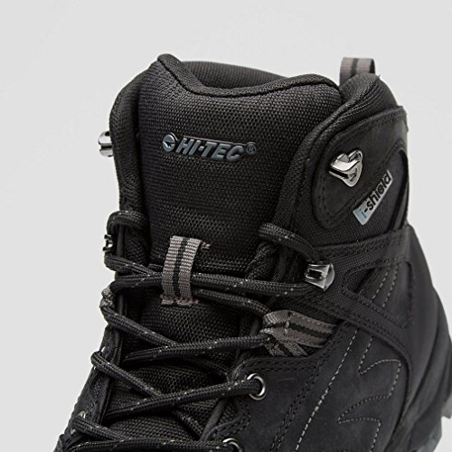 HI TEC V-Lite SpHike Nijmegen Mid Men's Walking Boots, Black, UK8