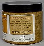 Base Culture - Maple Almond Butter Gluten Free Certified, 100% Paleo Certified, Grain Free, Dairy Free & Soy Free, 16 Ounces (1 Jar)