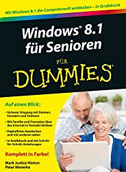 Windows 8.1 für Senioren für Dummies (German Edition)