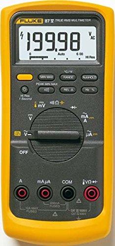 Fluke 87V Digital Multimeter, True RMS
