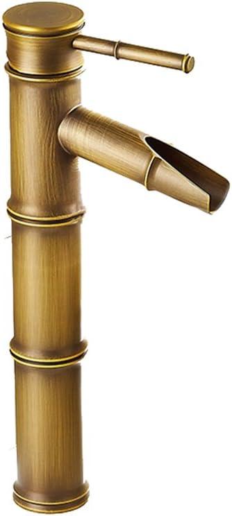 Bronce Antiguo de la Vendimia AYL Montado Cubierta de Bambú de ...