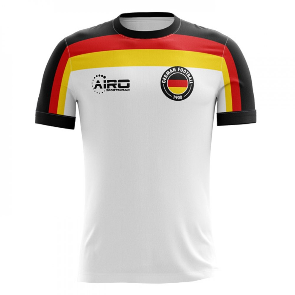 3c2a1f1d Amazon.com : Airosportswear 2018-2019 Germany Home Concept Football Soccer  T-Shirt Jersey (Toni Kroos 8) : Sports & Outdoors