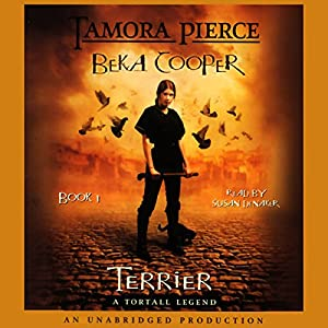 Beka Cooper Book 1 Audiobook