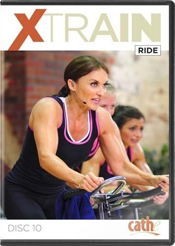Cathe Friedrich's XTrain Series: Ride DVD - Spinning Dvds With Music