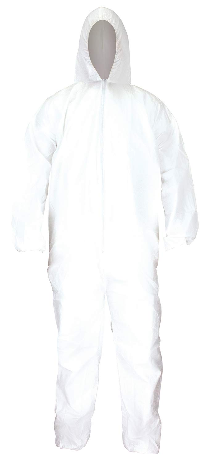SAS Safety 6896 Gen-Nex All-Purpose Hooded Painter's Coverall, XXX-Large