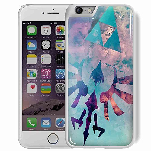 the legend of zelda hyrule for iPhone 6 Plus/6s Plus White case