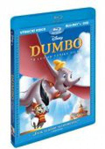 Dumbo Blu-ray + DVD (Combo Pack) (Dumbo)