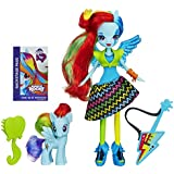 My Little Pony Equestria Girls Rainbow Dash Doll and Pony Set(Discontinued by manufacturer)