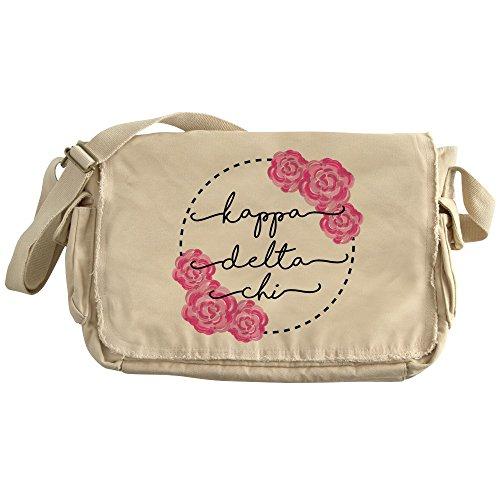 Antique Rose Messenger Bag - 6