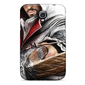 First-class Case Cover For Galaxy S4 Dual Protection Cover Assassins Creed