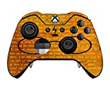 Inspirational Wizardry Quotes Design Print Image Xbox One Elite Controller Vinyl Decal Sticker Skin by Trendy Accessories