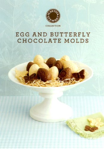 (Martha Stewart Egg and Butterfly Chocolate Molds)
