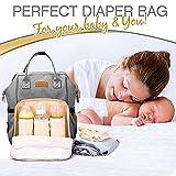 Pantheon Diaper Bag - Backpack Diaper Bags for Baby