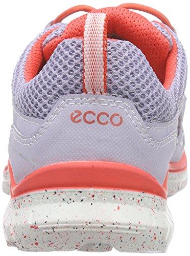 Ecco BIOM TRAIL KIDS - Zapatillas, Niñas Morado (CROCUS/CROCUS59517)