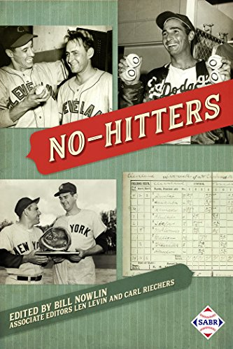 (No-Hitters (The SABR Digital Library Book 48))