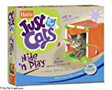 Hartz Toys For Cats Hide N' Play EA (Colors May Vary) (Pack of 8)