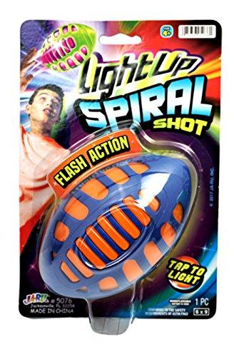 JA-RU Ball Spiral Shot with Flashing Lights Item #5076-1 ()