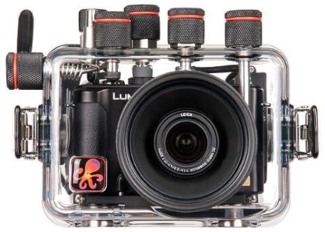 Ikelite 6171.07 Carcasa submarina para cámara: Amazon.es: Electrónica