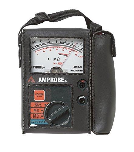 Megohmmeter Insulation Tester (Amprobe AMB-3 Insulation Resistance Tester )