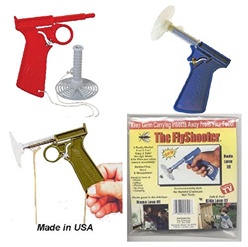 3 Pack Flyshooter - 3 Colors USA Made
