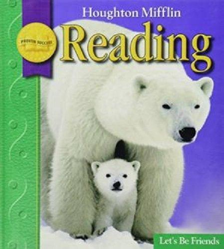 Read Online Let's Be Friends Grade 1.2 (Houghton Mifflin Reading) pdf epub